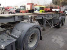 Samro container semi-trailer SR2 D32