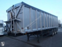 Ova International 54m3 semi-trailer used self discharger
