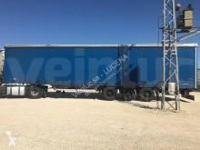 Semitrailer Leciñena SRG 3ED AR-13600-LN-N-S skjutbara ridåer (flexibla skjutbara sidoväggar) begagnad