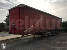 Semitrailer Leciñena SRG 3ED ARÑ13650 LN N S skjutbara ridåer (flexibla skjutbara sidoväggar) begagnad