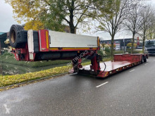 Danson HLB45 EURO - BED 6,05 + 5,13 METER semi-trailer used heavy equipment transport