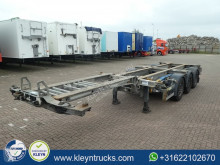 Semi remorque porte containers Schmitz Cargobull SGF*S3 MULTI front and back slide
