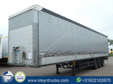 Semi remorque Schmitz Cargobull SIDE BOARDS lift axle edscha rideaux coulissants (plsc) occasion