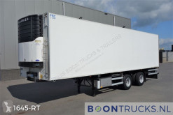 Van Eck mono temperature refrigerated semi-trailer UT-2BI - CARRIER MAXIMA 1200 | STEERING AXLE * LIFTAXLE * APK 07-2021