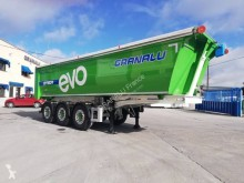 Granalu OMEGA Ω EVO 28 M3 GRAND PARIS semi-trailer new construction dump