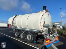 Návěs cisterna D-TEC Citerne 31,3m3 avec pompe pour lisier, lixiviat, digestat, effluents liquides