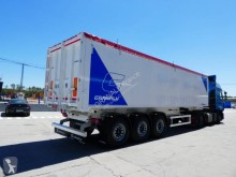 Granalu cereal tipper semi-trailer CÉRÉALIÈRE À PAROIS LISSES 54 M3