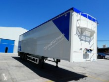 Granalu moving floor semi-trailer FOND MOUVANT ALU INTÉGRAL 93 M3