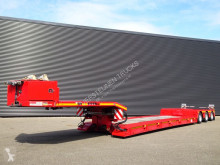 Semitrailer Doll T3E-0S3F / REMOVABLE NECK / PANTHER AXLE / POWER STEERING maskinbärare begagnad