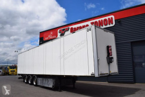 Samro POLYSAM ST 39 MH PORTES LATERALES ALUMINIUM ACCORDEON tweedehands overige trailers