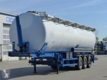 Semirremolque cisterna gránulos / polvo Spitzer SK 24*BPW Achsen*57 m³*Kippsilo*
