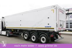 Semi remorque benne Schmitz Cargobull SKI 24 9,6 ALUMULDE GETREIDE 52 m³ / LIFT /TOP