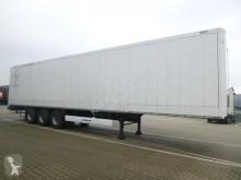 Semitrailer transportbil Krone Koffersattelauflieger SDK 27 eLB2-STG