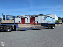 Masso S32 semi-trailer used heavy equipment transport
