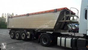 Benalu Sidérale II semi-trailer used construction dump