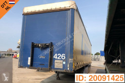 Used tautliner semi-trailer Kögel Tautliner S24