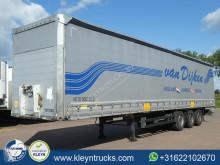 Semirremolque Schmitz Cargobull LIFT AXLE lonas deslizantes (PLFD) usado