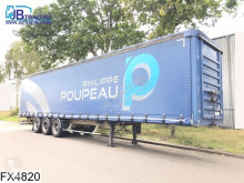 Fruehauf tautliner semi-trailer Tautliner Disc brakes