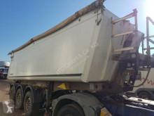 Schmitz Cargobull tipper semi-trailer SKI 24 32 Kubik Mulde German Fahrzeug