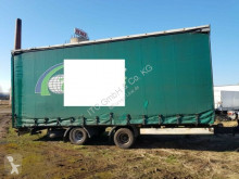 Krone tarp semi-trailer SDP27 Plane Spriegel Megaliner