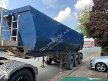 Meiller Kippmulde 24 Kubik Thermomulde semi-trailer used tipper