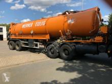 Návěs Schmitz Cargobull Saug+Druckwagen Blatt/Blatt cisterna použitý