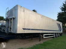 Carnehl moving floor semi-trailer 90qubik 3,8m Höhe ABS Top Zustand