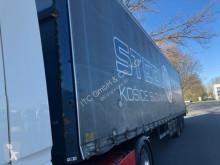 Krone tarp semi-trailer Tautiner BPW-Achsen Edscha