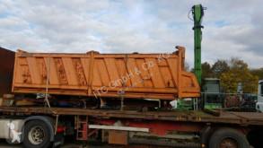 Semitrailer Meiller 4 Achser Kippaufbau flak begagnad