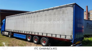 Used tarp semi-trailer Schwarzmüller PLane Spriegel SPA 3/E Top Zustand