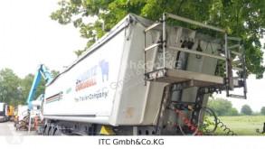 Semi remorque Schmitz Cargobull SGF 3S Kippmulde 48 Kubik benne occasion