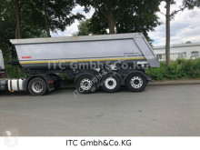 Kögel SKM24 Kipper Stahlmulde SAF-Achse Top Zustand semi-trailer used tipper