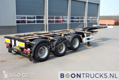 Semi remorque porte containers Pacton T3-010 | 2x20-30-40-45ft HC * MULTI CHASSIS