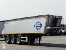 Návěs Wielton BODEX / TIPPER 36 M3 / LIFTED AXLE /NOT USED/ korba použitý