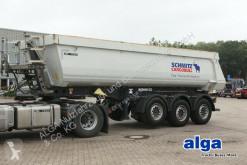 Semi remorque benne Schmitz Cargobull SKI 24 SL 7.2, Stahl, 25m³, Liftachse, Hyva