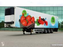 Semitrailer Van Hool VEDECAR CARRIER VECTOR MERCEDES AXLES DISC BRAKES kylskåp begagnad