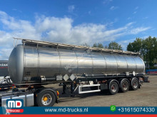 LAG 50500 liters chemicals semi-trailer used tanker