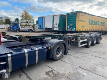 Semi remorque porte containers EKW RCO-43T3A - 3 AS - MULTI CHASSIS