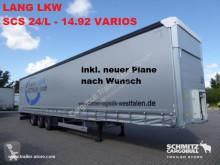 Полуприцеп для перевозки напитков б/у Schmitz Cargobull Varios Curtainsider Getränke