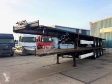 Semitrailer platta Krone SDP
