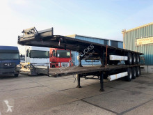 Krone SDP semi-trailer used flatbed