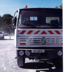 Used semi-trailer Renault G230