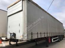 Guillen SPE-LC140 semi-trailer used tautliner