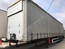 Sættevogn Guillen SPE-LC140 glidende gardiner brugt