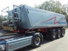 Semitrailer vagn för stengrundsläggning Schmitz Gotha SKI 24 Liftachse Alu Felgen 27 m€´³ 5.1 to Leergewicht