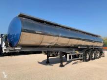 Semirimorchio nc MENCI SL115 Bitume 34.350L cisterna usato