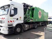 Used semi-trailer Legras