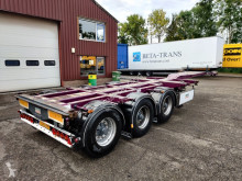 D-TEC FT-43-03V MULTI 3-Assen BPW - 1 Liftas - Trommelremmen - 12/2020APK semi-trailer used
