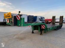 Semitrailer maskinbärare Robuste Kaiser Semi reboque