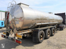 BSL STICM semi-trailer used chemical tanker